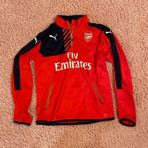 Arsenal F.C. authentic training top
